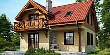 Проект дома uskd-111