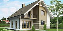 Проект дома uskd-112