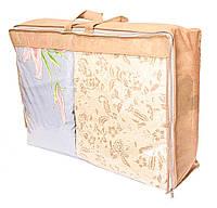 Сумка для хранения вещей S ORGANIZE HS-S-beige бежевый, фото 1