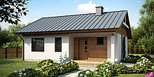 Проект дома uskd-114