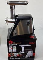 Электрическая мясорубка соковыжималка Domotec MS-2024 2600 Вт