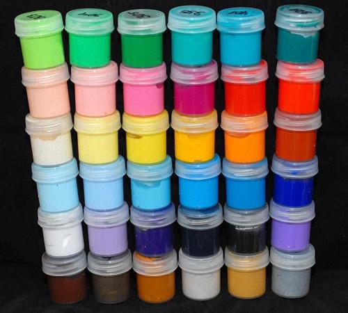 Набор акриловых красок Сонет, 8 цветов по 10 мл