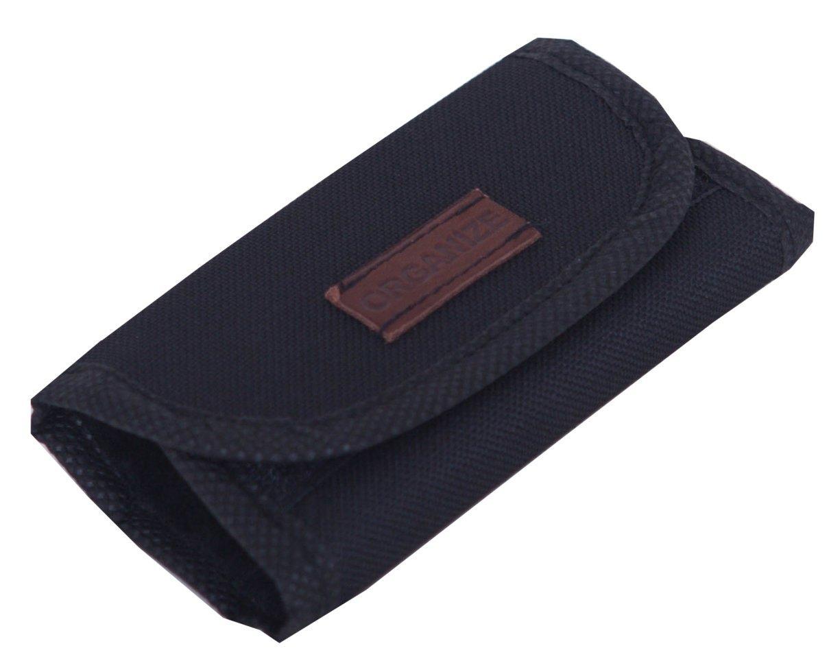 Варежка для полировки обуви ORGANIZE X009-black черный