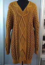 Светр-плаття з вовни мериноса Рубан