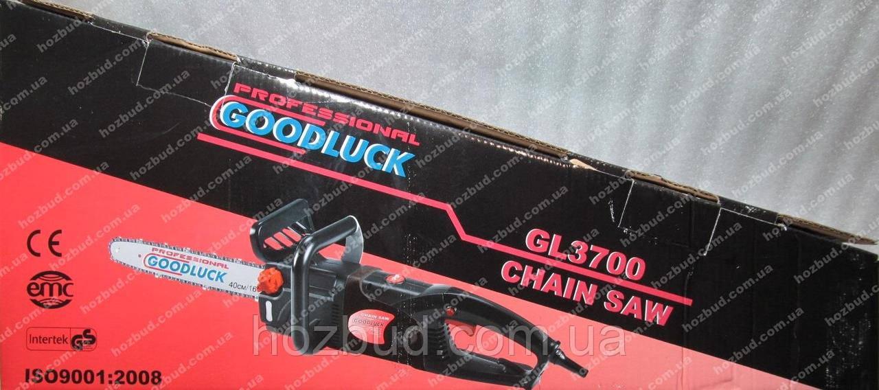 Электропила Goodluck GL3700 (2 шины, 2 цепи)