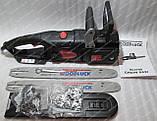 Электропила Goodluck GL3700 (2 шины, 2 цепи), фото 2