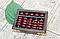 Старинные счеты абакус соробан из массива дерева 90 * 70 * 20 мм подарочные, фото 2