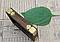 Старинные счеты абакус соробан из массива дерева 90 * 70 * 20 мм подарочные, фото 4