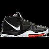 Мужские кроссовки Nike Kyrie 6 Black/White/Red Реплика