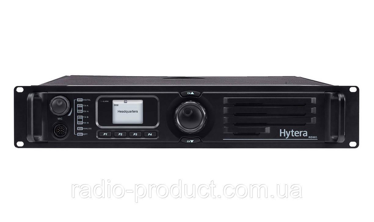 Hytera RD985 аналогово-цифровой DMR ретранслятор