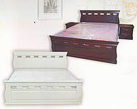 Кровать Ладья 160 + подмех, фото 1