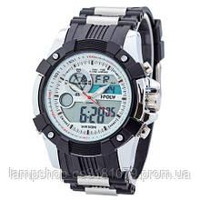 Sport Watch Black-Silver