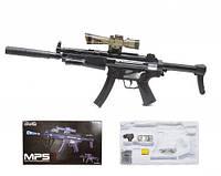 """Автомат """"MP5"""" с гелевыми пульками  sct"""