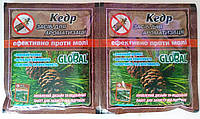 Таблетки от моли «Глобал» аромат кедра (10 шт), оригинал