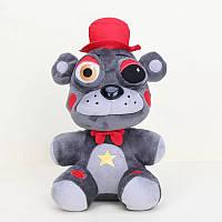 Плюшевая игрушка аниматроник Лефти Фнаф (Lefty Plush)