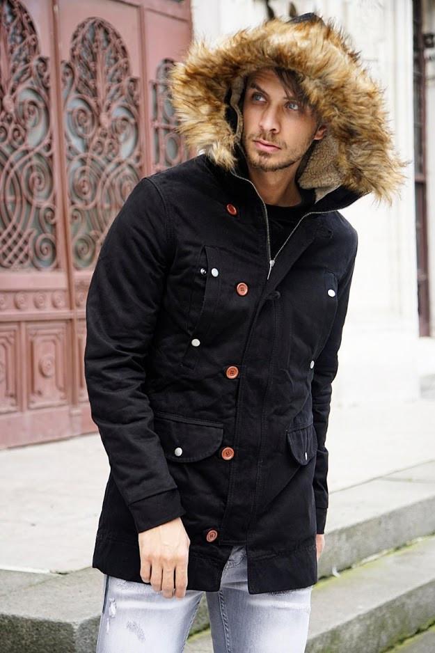 Куртка черная {S}