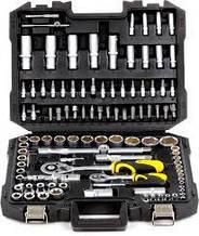 Набор инструментов СТАЛЬ АТ-1082 108 шт