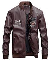 American Icon мужская куртка в стиле милитари экокожа джип jeep, фото 1