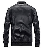 American Icon мужская куртка в стиле милитари экокожа джип jeep, фото 6