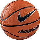 Мяч баскетбольный Nike Dominate Amber/Black/Metallic Size 7 - Оригинал, фото 2