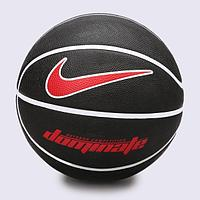 Мяч баскетбольный Nike Dominate Black/White/University Red Size 7 - Оригинал