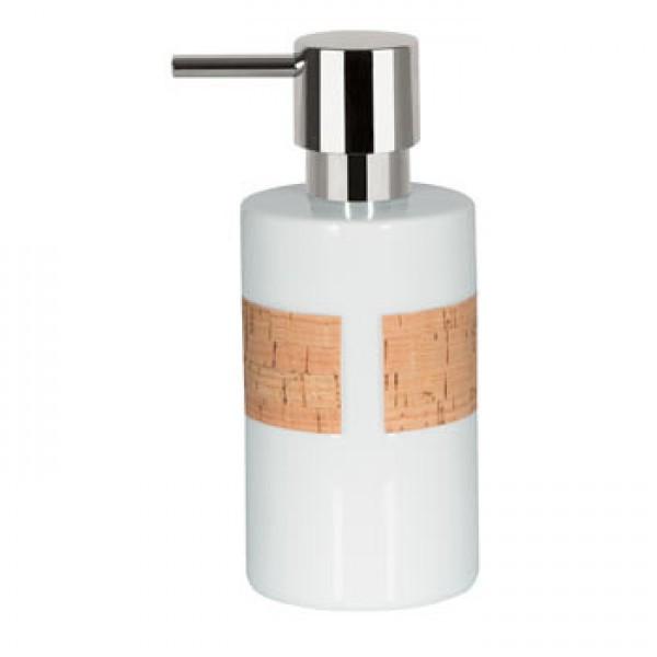 Дозатор для жидкого мыла Spirella TUBE NATURE 10.18226
