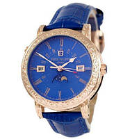 Patek Philippe Grand Complications 5160 Sky Moon Blue-Gold-Blue