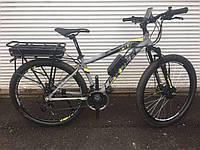 Электро велосипед Sweed 27.5 350W Акб 48V на 15ah, e-bike 40км/ч редукторный