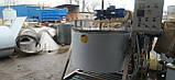 Котел пищеварочный кпе-350 з мішалкою на олії, фото 4