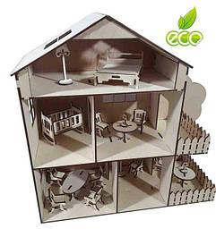 Кукольные домики. Мебель для кукольного домика