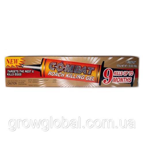 Шприц-гель «Комбат» 30 г, средство от тараканов