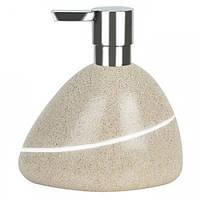 Дозатор для жидкого мыла Spirella ETNA SAND 10.14348