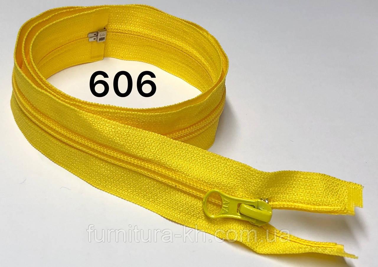 Спираль Тип 5-Длинна 55 см.Цвет 606