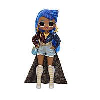 Большая кукла Лол Сюрприз L.O.L. Surprise! O.M.G. Miss Independent Fashion Doll кукла Мисс Индепенден
