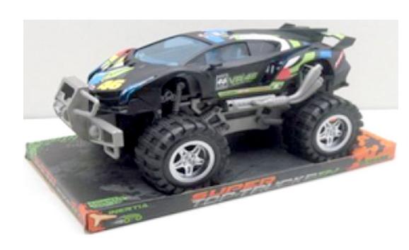 Детский игрушечный инерционный спортивный автомобиль