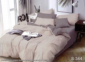Евро комплект постельного белья с компаньоном