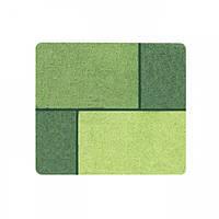 Коврик для ванной Spirella UNIT 55х65см зеленый