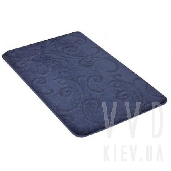 Набор ковриков для ванной Oryantal синий 60x100+60х50 см