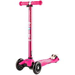Самокат Maxi Micro Deluxe Pink (Розовый)