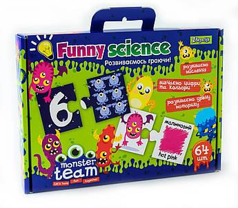 "Набор для творчества ""Funny science "" ""Monster team"""