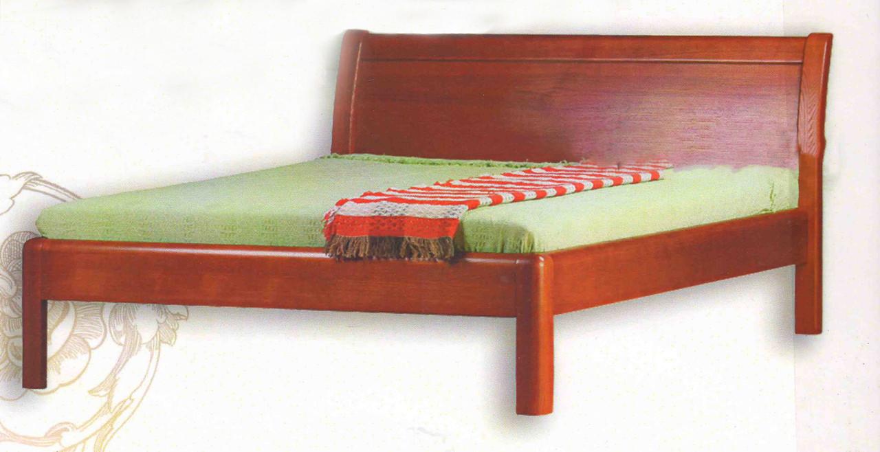Кровать Лаура шпон 160 + подмех