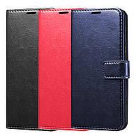 Чехол-книжка Wallet Glossy с визитницей для Xiaomi Redmi 8A, фото 1