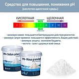 Средство для понижения уровня pН в воде бассейна. pH- 1.5 кг, Grillo 814, Германия, фото 4