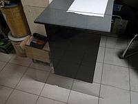 Стекло боковое УК МТЗ 868х749 с 3 отверст. (80-6708901-А)