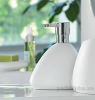 Дозатор для мыла Spirella Etna  цвет белый