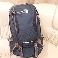 Рюкзак походный The North Face 50 литров черный бирюзовый красный большой
