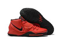 Баскетбольные кроссовки Nike Kyrie 6 Red/Black Реплика (размер 42), фото 1