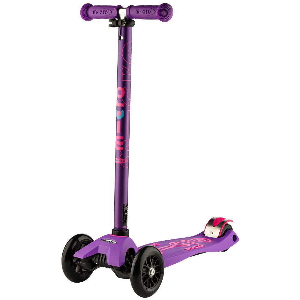 Самокат Maxi Micro Deluxe Purple (Фиолетовый)