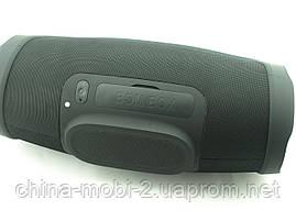 JBL Boombox Big 40W, 46 см, TOP реплика, блютуз колонка, черная, фото 3
