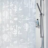 Шторка для ванной виниловая Spirella RIFF 10.31544